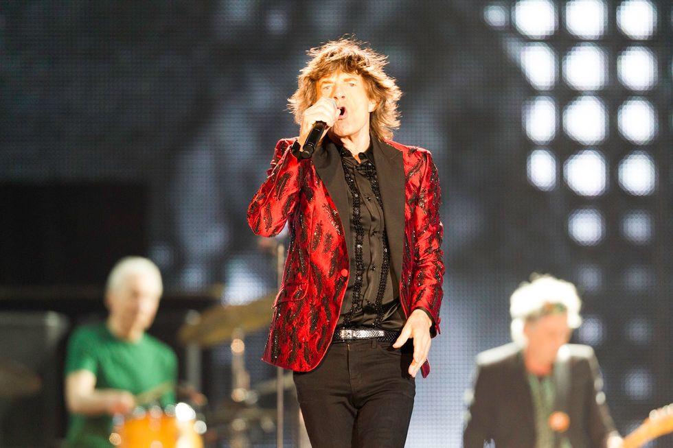 Mick Jagger è diventato bisnonno