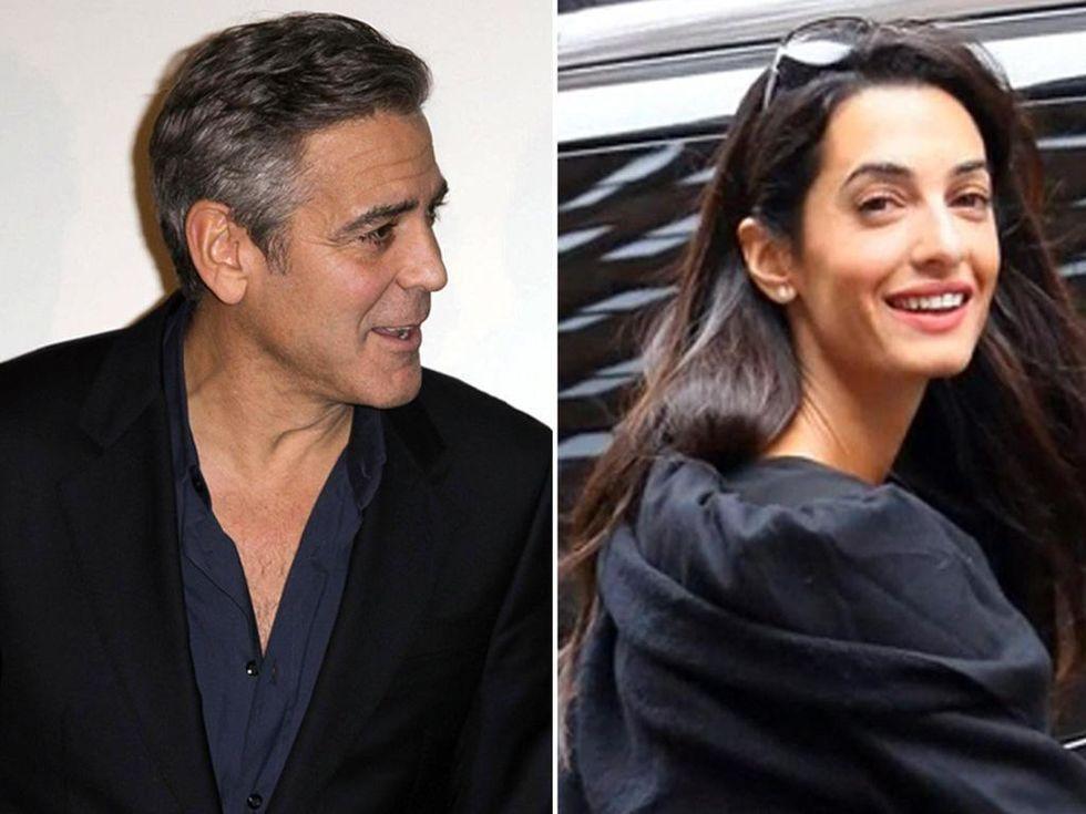 George Clooney e Amal Alamuddin sposi il 12 settembre?