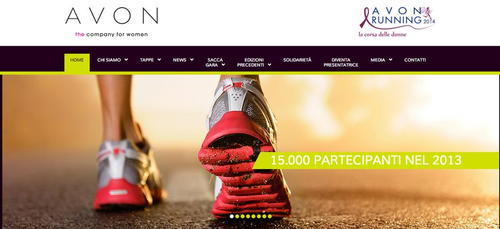 Donna Moderna e Starbene alla Avon Running 2014