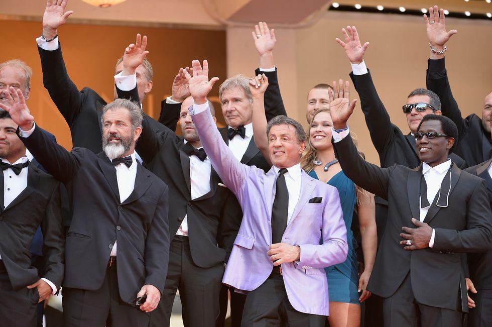 """A Cannes la riscossa dei """"consapevolmente tamarri"""""""