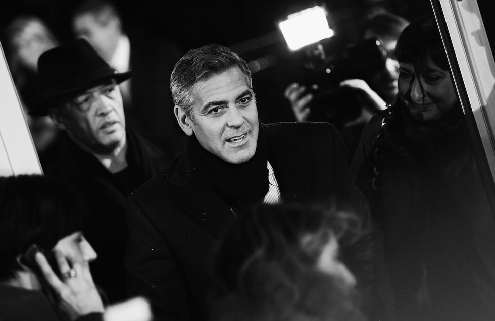 George Clooney, futuro da politico?
