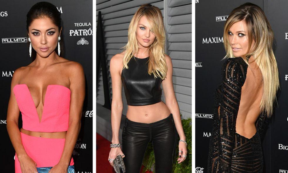 Maxim Hot 100, la sfilata delle bellissime