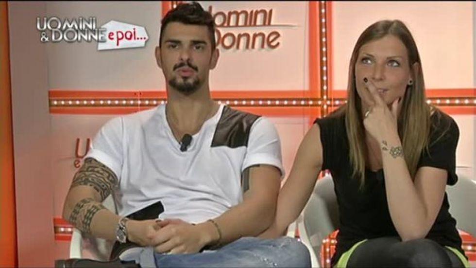 Uomini e Donne, Cristian e Tara nel cast di Temptation Island
