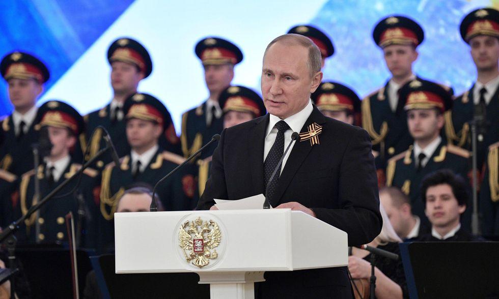 Giornata della Vittoria Mosca