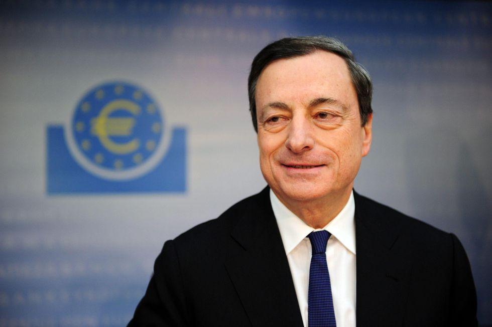 Perché Draghi non ha tagliato i tassi di interesse