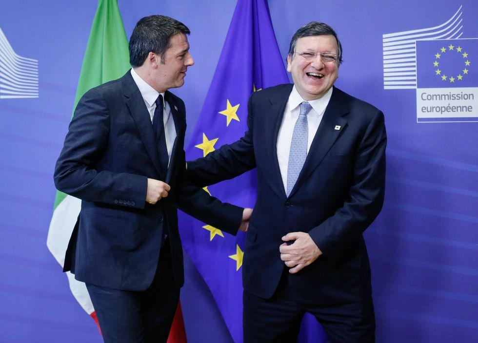 Renzi contro la Ue: i 3 temi sul tavolo