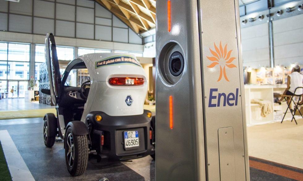 Enel a ritmo di samba cresce in America Latina