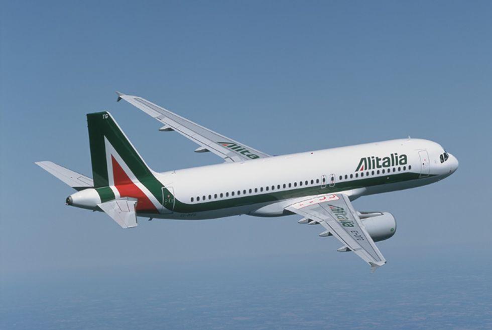 Alitalia, voli eco-friendly