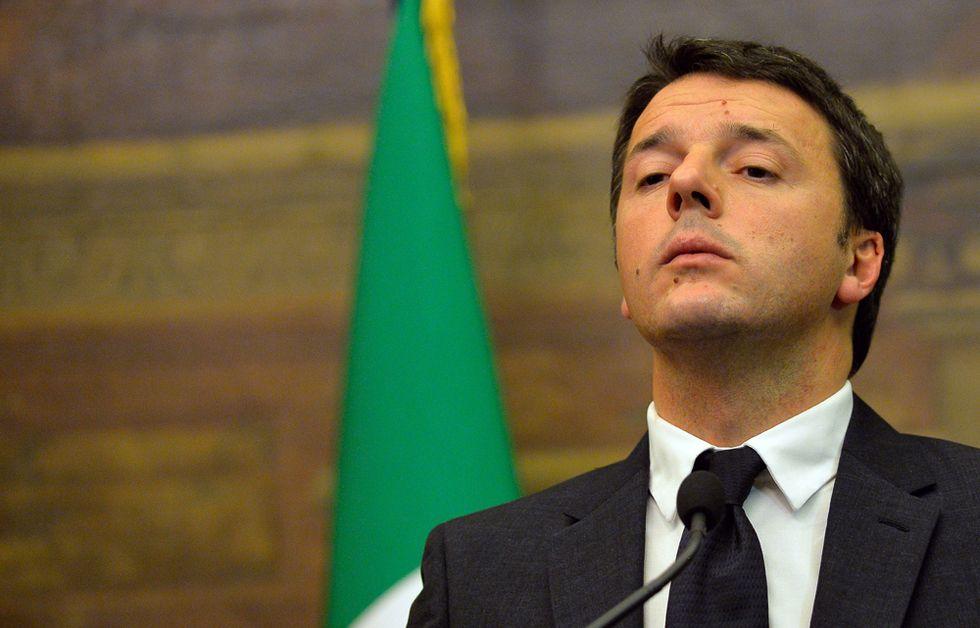 Punti di forza e di debolezza della politica economica di Renzi in Europa