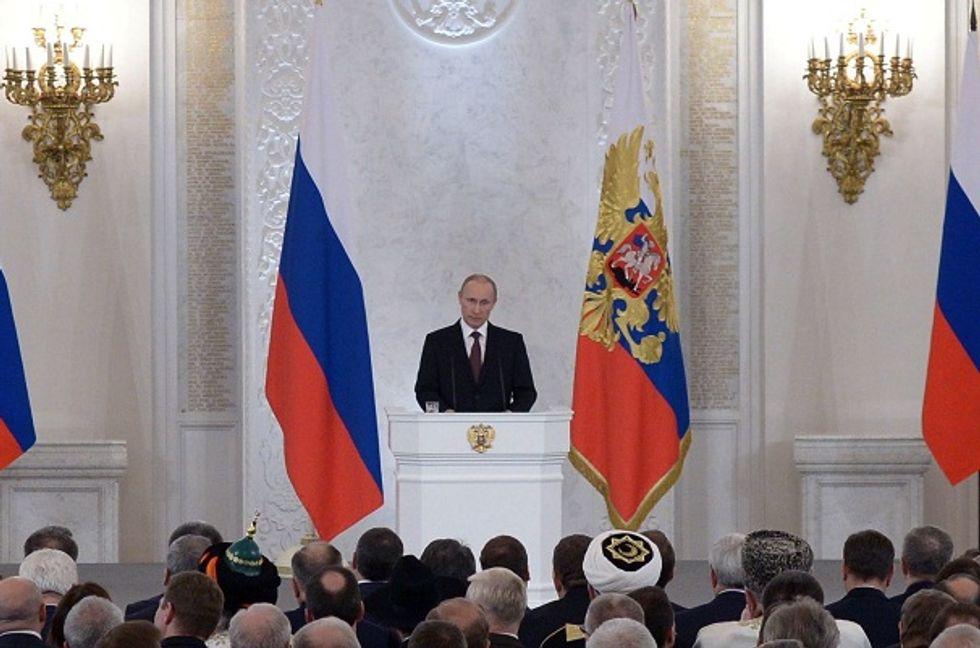 Tre motivi per cui l'economia della Russia non può sostenere le ambizioni di Putin