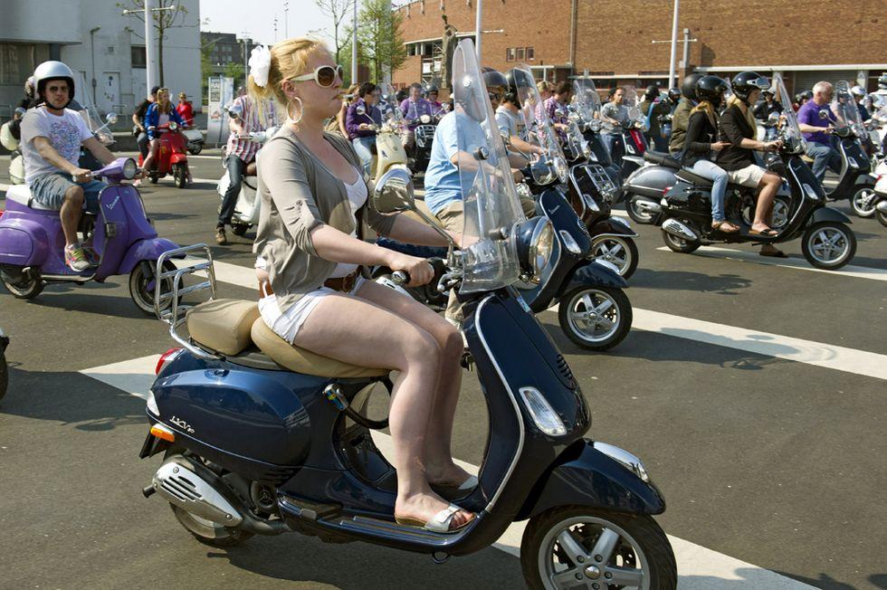#dakarsottocasa: così sulle due ruote percepiamo le strade italiane