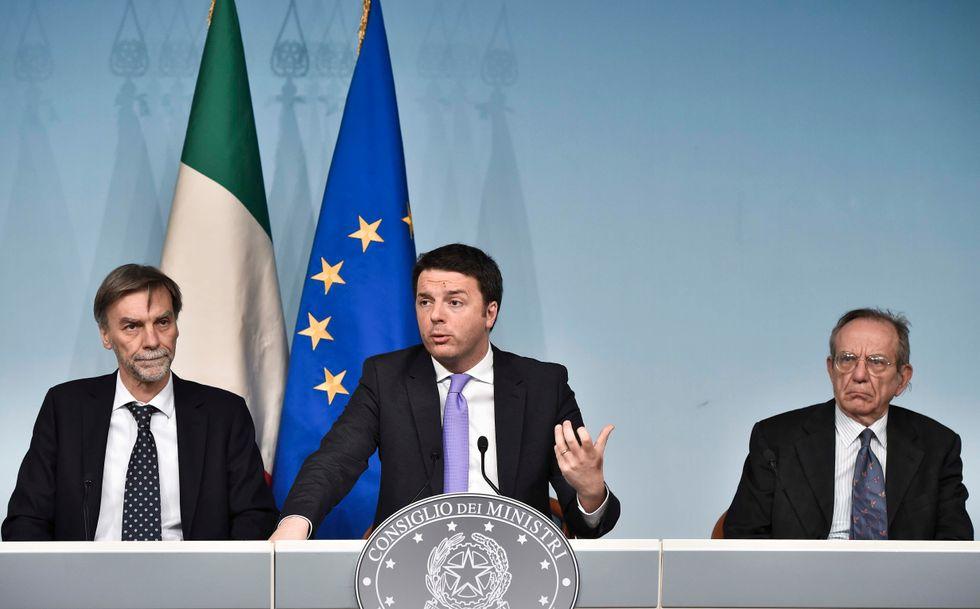 Renzi e il Def, tutto gira intorno alla spending review