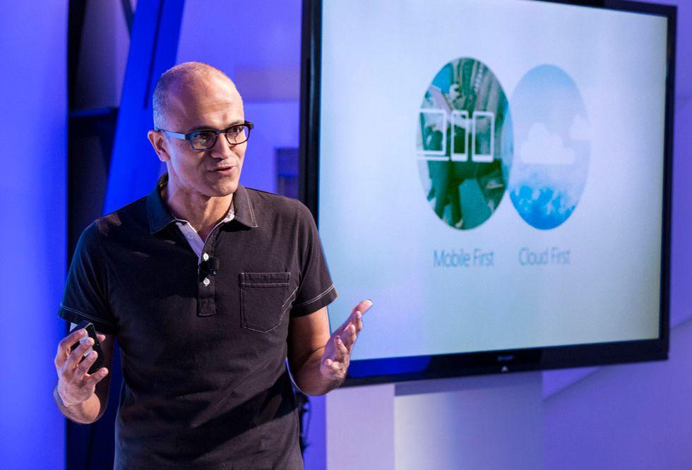Microsoft, la prima mossa di Satya Nadella è Office per iPad
