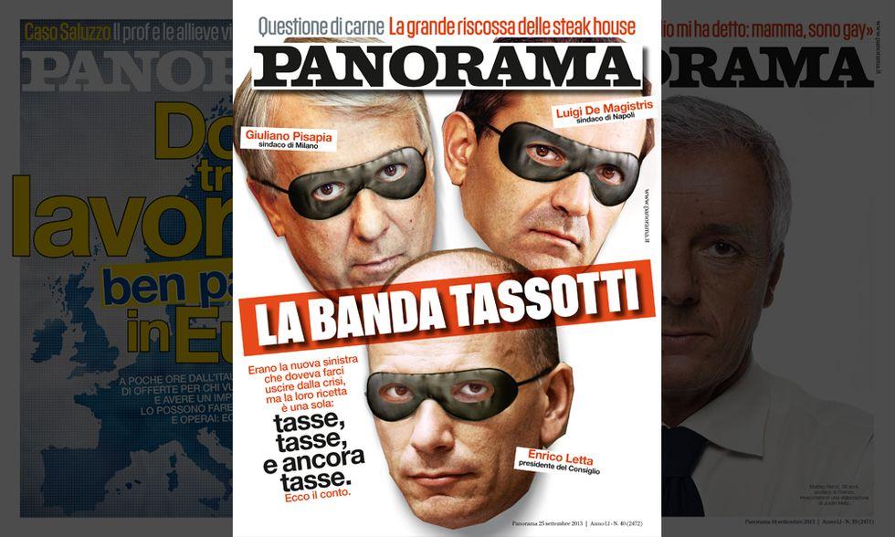Panorama: La sinistra della 'Banda Tassotti'