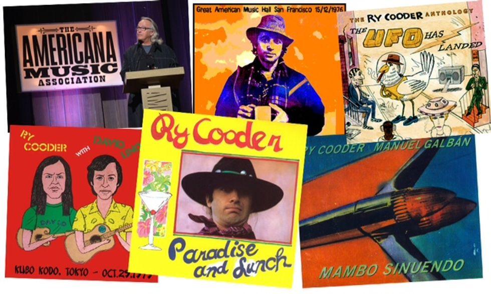 Ry Cooder, la musica e i viaggi da Buena Vista Social Club a Tokyo