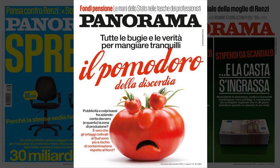 Panorama: la verità sul rischio di contaminazione dei pomodori