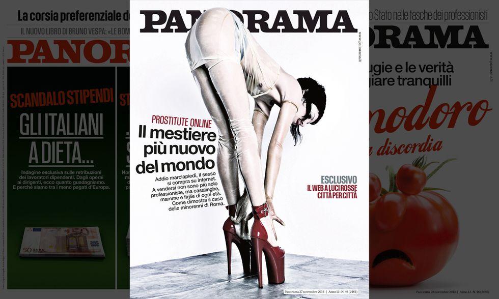 Panorama: prostituzione online, il mestiere più nuovo del mondo