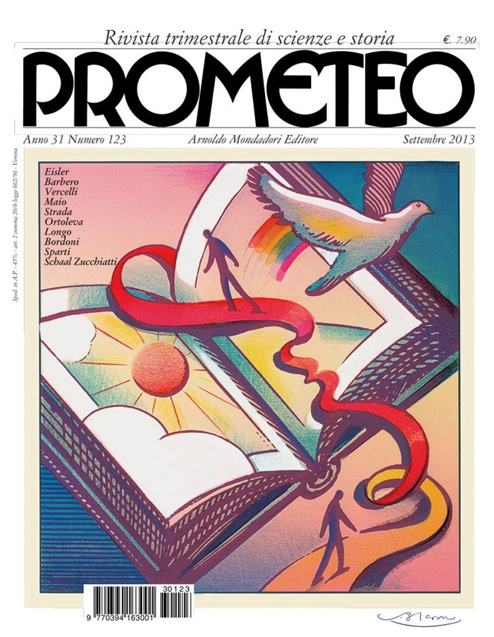 Prometeo, il numero di settembre è in edicola