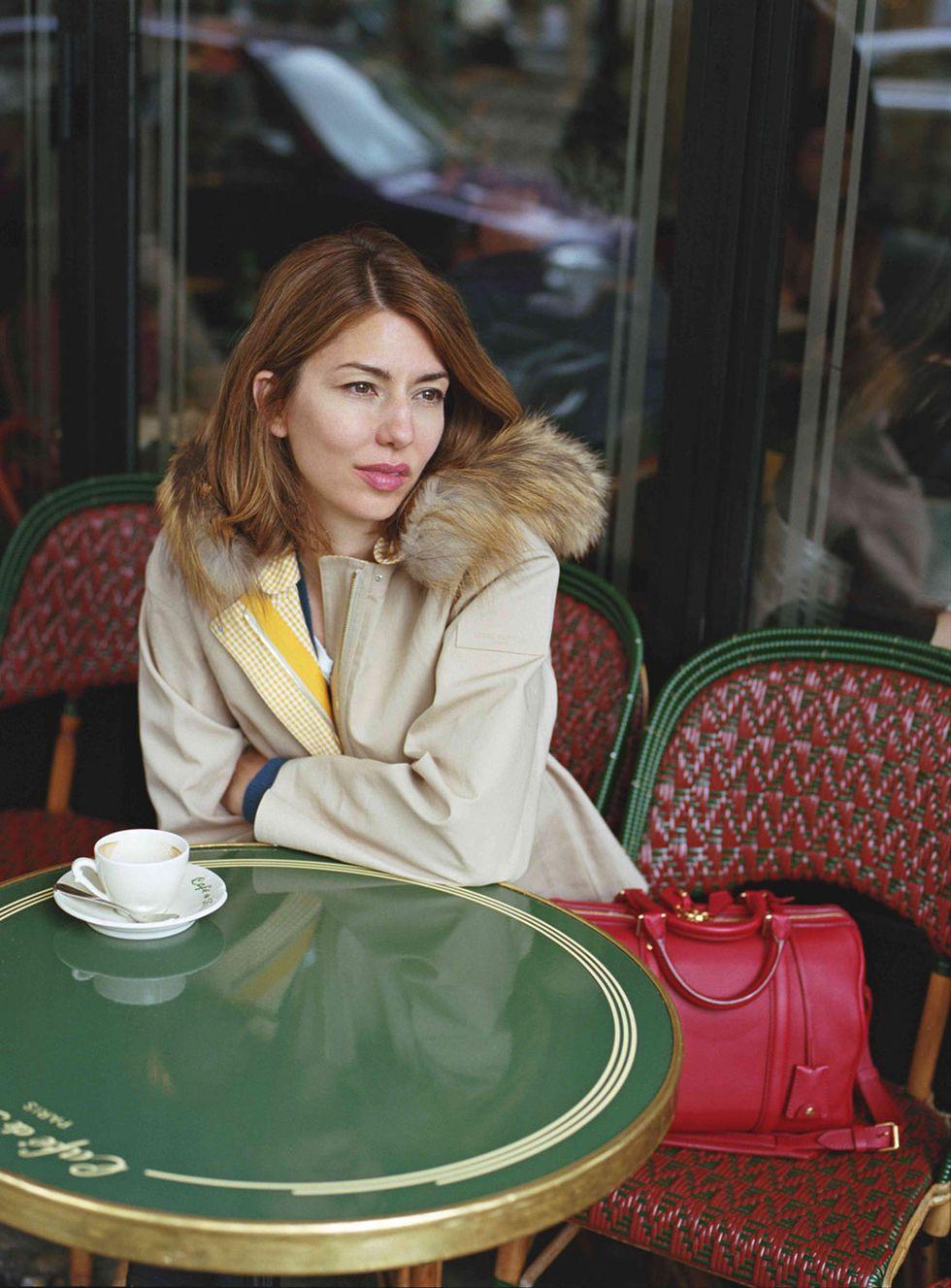 Sofia Coppola, la riservatezza della celebrity