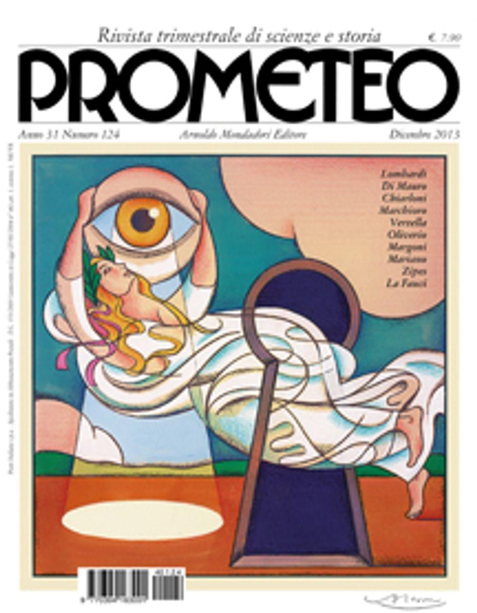 Il nuovo Prometeo è in edicola