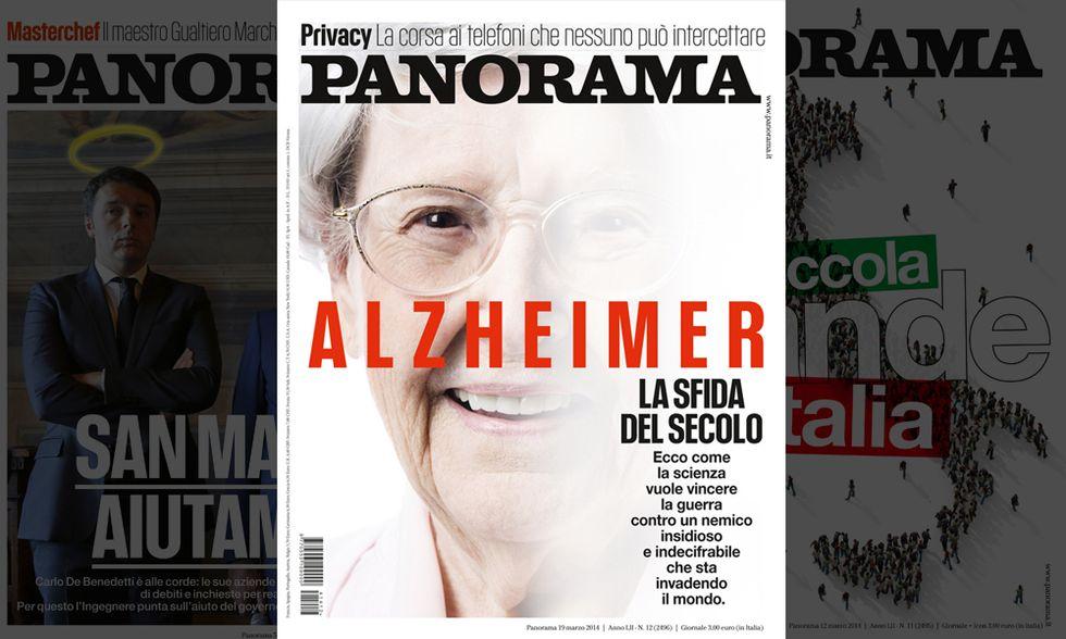 Panorama: Alzheimer, la sfida del secolo