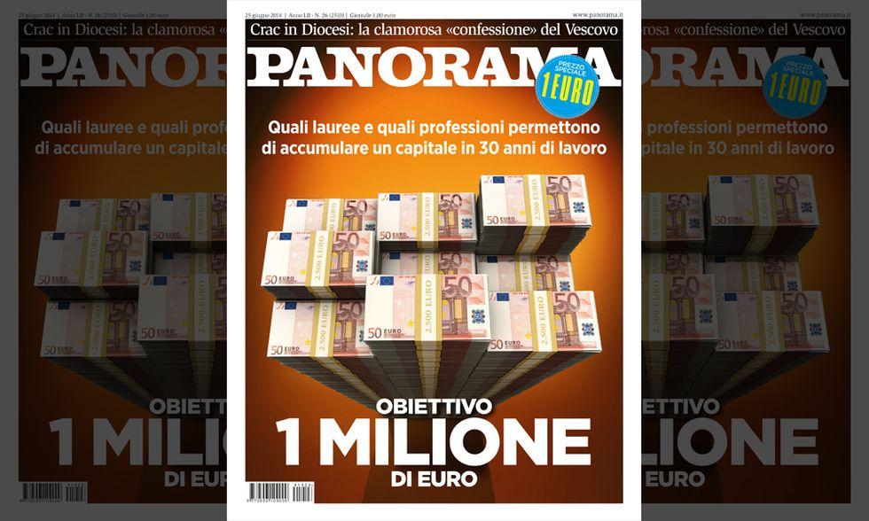 Panorama: Obiettivo 1 milione di euro