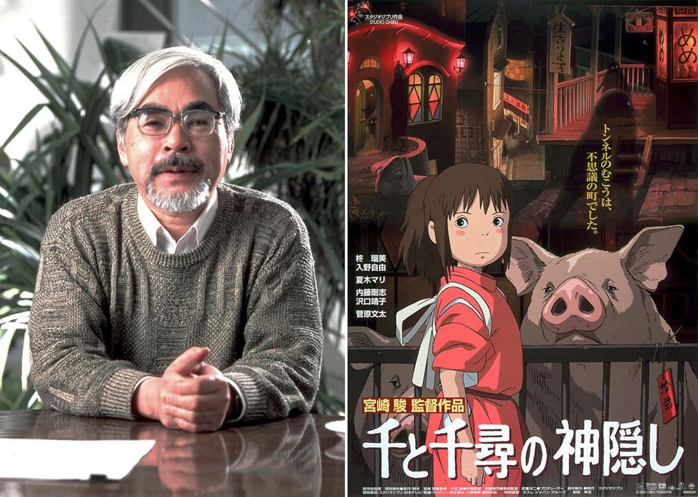 Miyazaki: i 5 film più belli