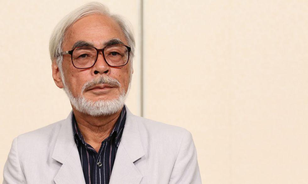 """Hayao Miyazaki ufficializza il ritiro: """"Ma lavorerò per altri dieci anni"""""""