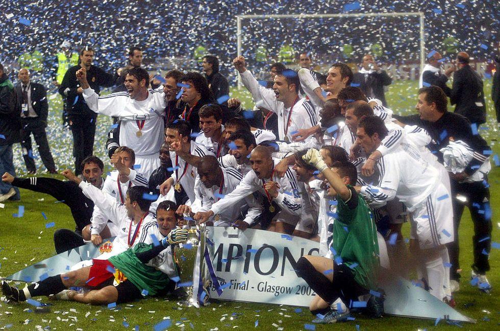Juventus Real Madrid finale Champions League precedenti record