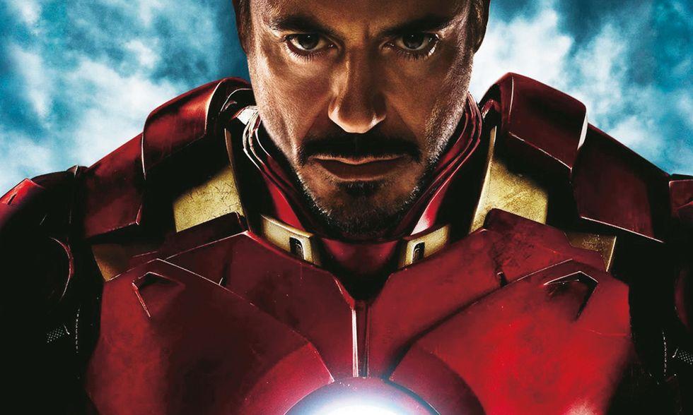 Dvd in edicola con Panorama: Iron Man 3