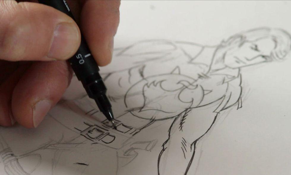 """""""Noi, Zagor"""", il film sull'eroe dei fumetti Bonelli - Trailer"""