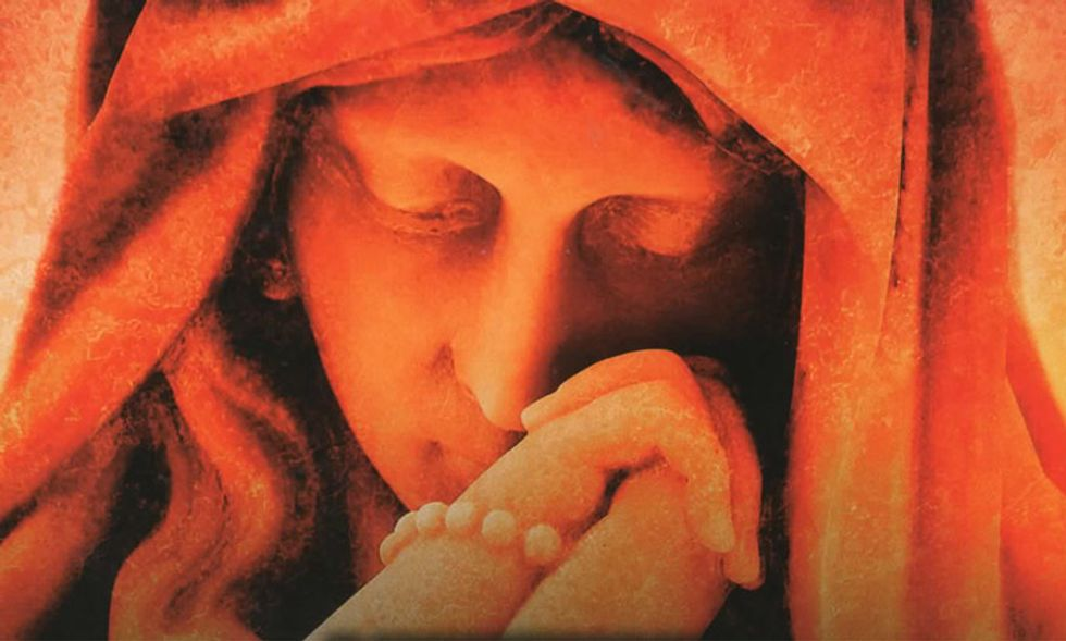 'Maria, la madre di Gesù' secondo Marek Halter