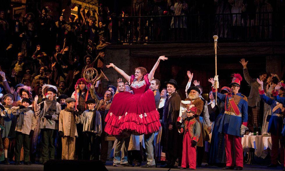 Da Tosca a Madama Butterfly, l'opera torna al cinema