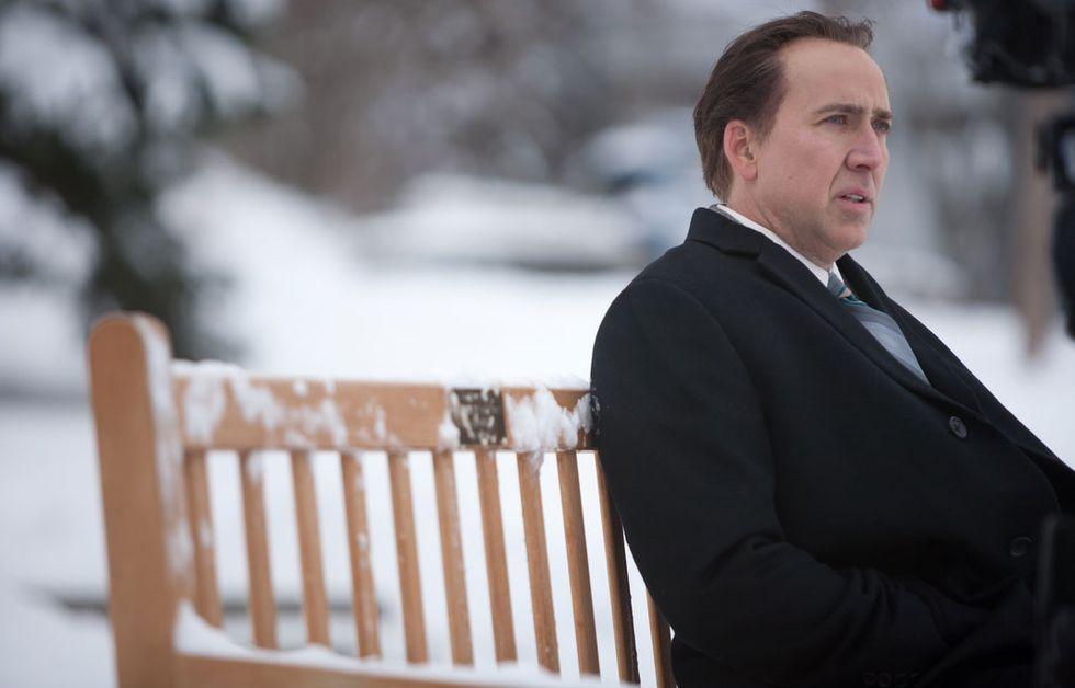 Il cacciatore di donne, thriller con Nicolas Cage - Trailer italiano