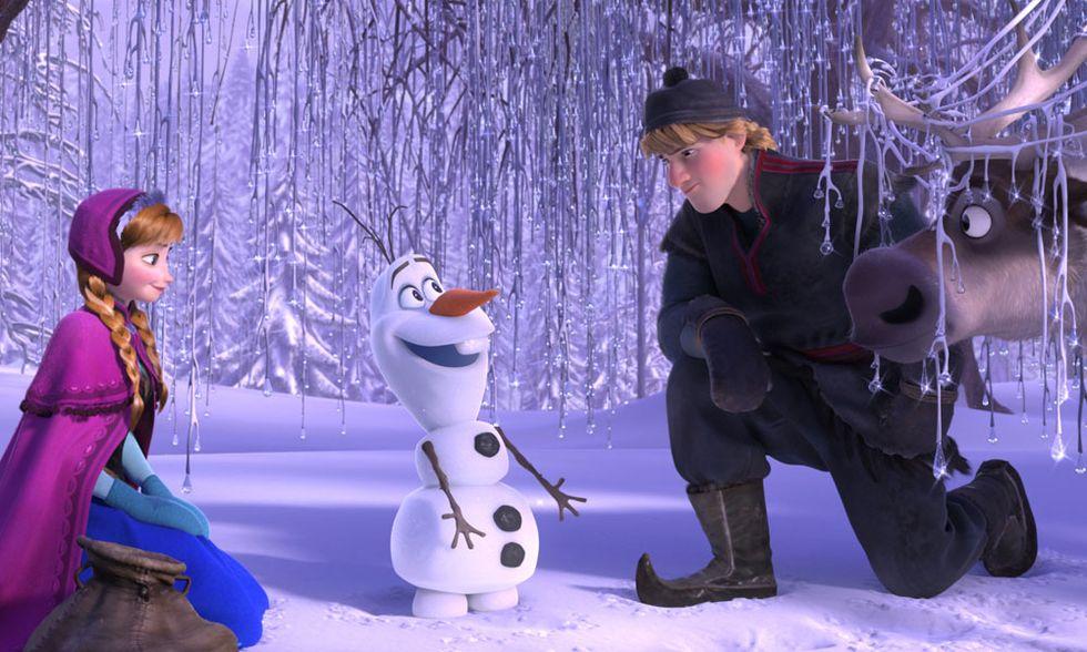 Frozen – Il regno di ghiaccio, il film del Natale Disney - Trailer italiano