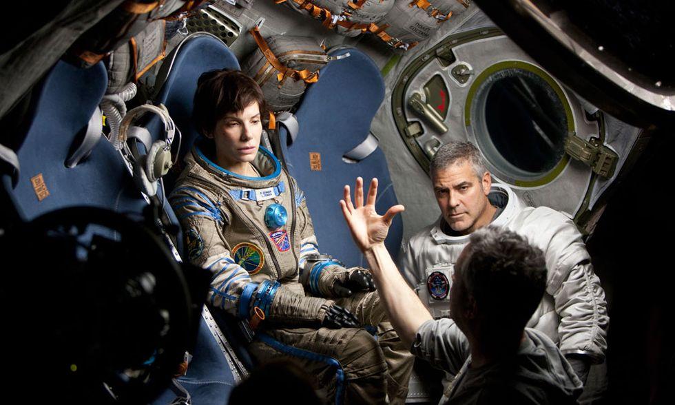 """Gravity: """"Più di un film, una specie di miracolo"""" (ma da vedere in 3D)"""