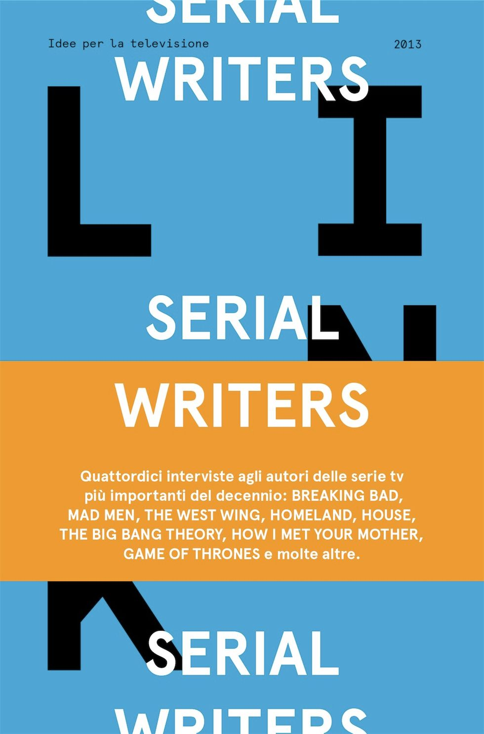 Serial Writers: la rivista Link intervista gli autori delle serie tv
