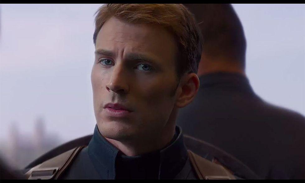 Captain America: The Winter Soldier, trailer ufficiale italiano