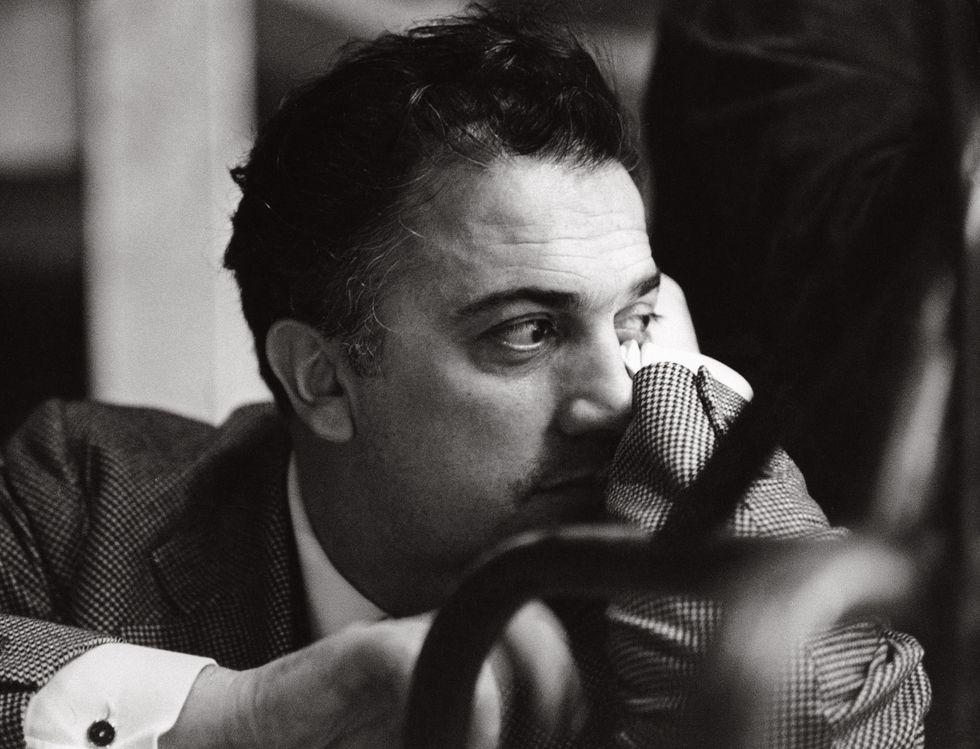 Federico Fellini: 8 curiosità e 1/2 sul grande regista