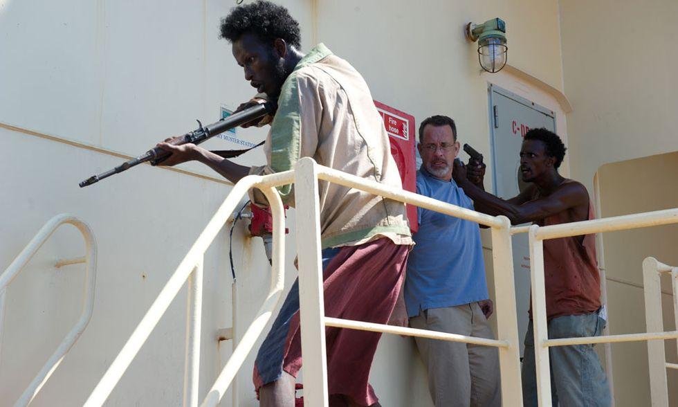 Captain Phillips - Attacco in mare aperto: 5 motivi per vedere il film