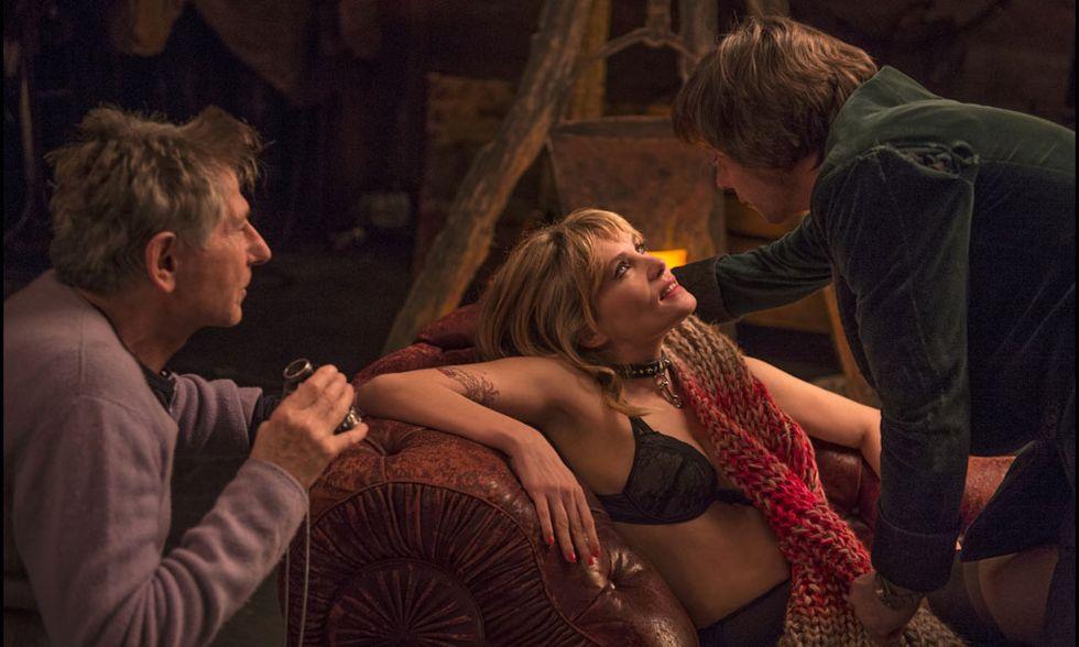 """Venere in pelliccia, Roman Polanski: """"Il sadomasochismo è simile al teatro"""""""