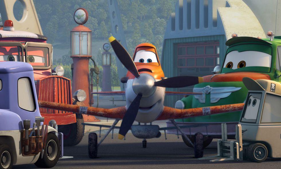 Planes, dalla Disney il film sugli aeroplani che non decolla