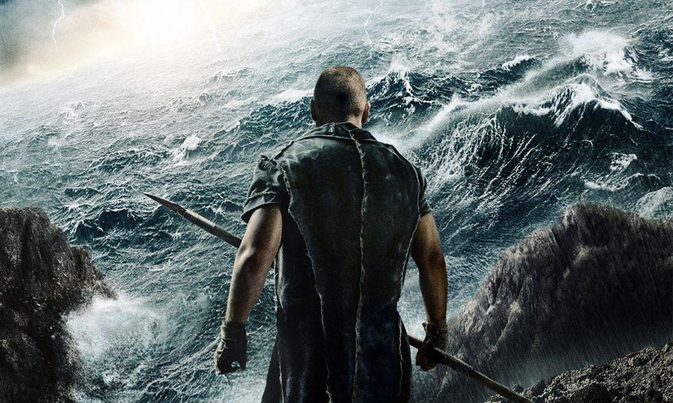 Noah, il film di Darren Aronofsky su Noè - Trailer italiano