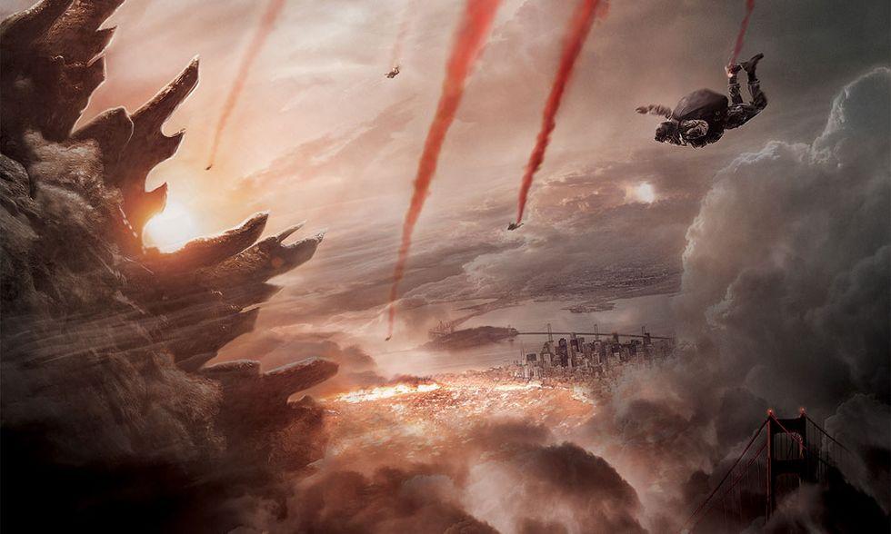 Godzilla 3D, il mitico mostro torna in un film - Teaser trailer italiano