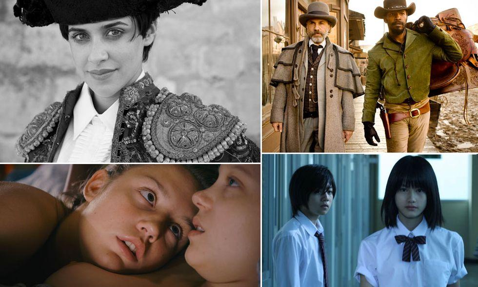 I 10 film più belli del 2013