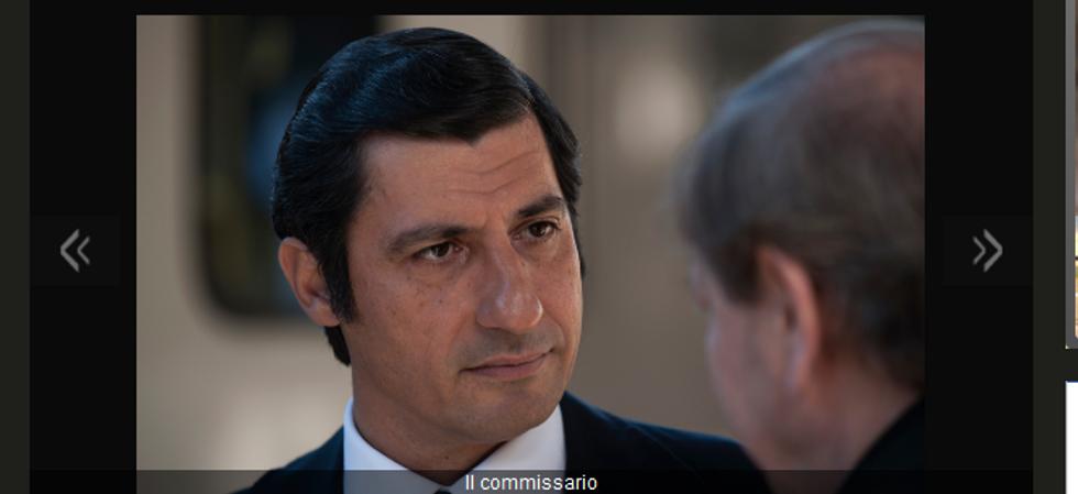 Il Commissario con Emilio Solfrizzi, su Rai1