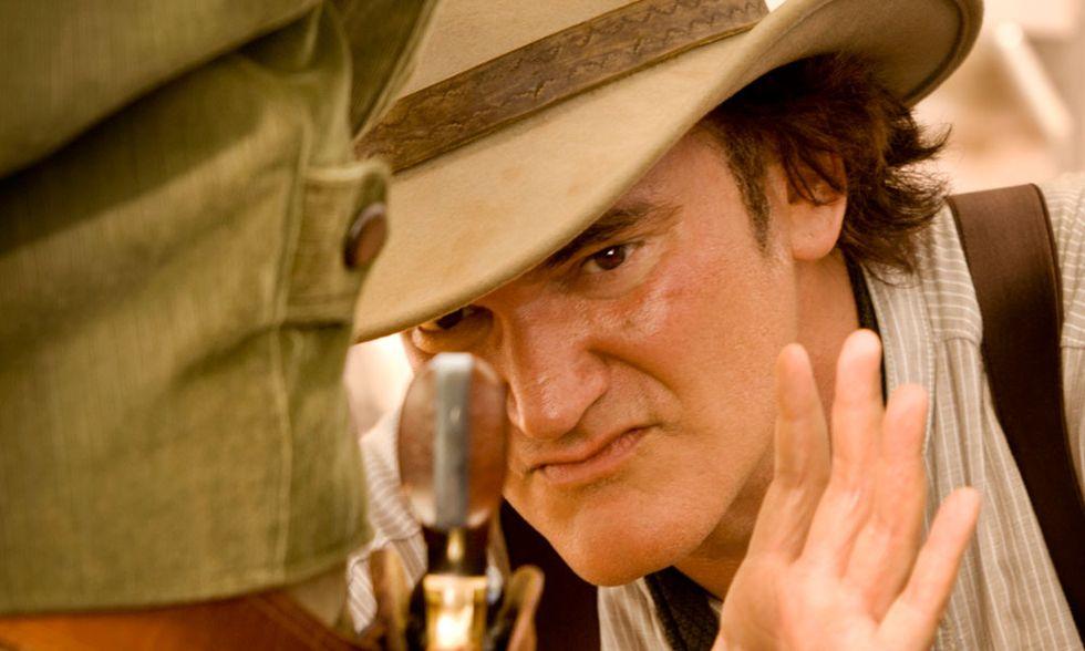 """Quentin Tarantino pronto per il nuovo western """"The Hateful Eight"""""""