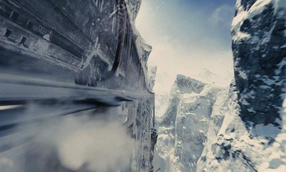 Snowpiercer, l'action fantascientifico di Bong Joon-Ho: il trailer italiano