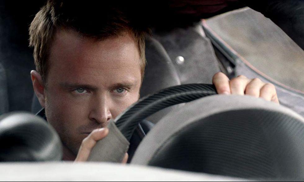 """Aaron Paul: """"Need for Speed, un film alla Steve McQueen"""""""
