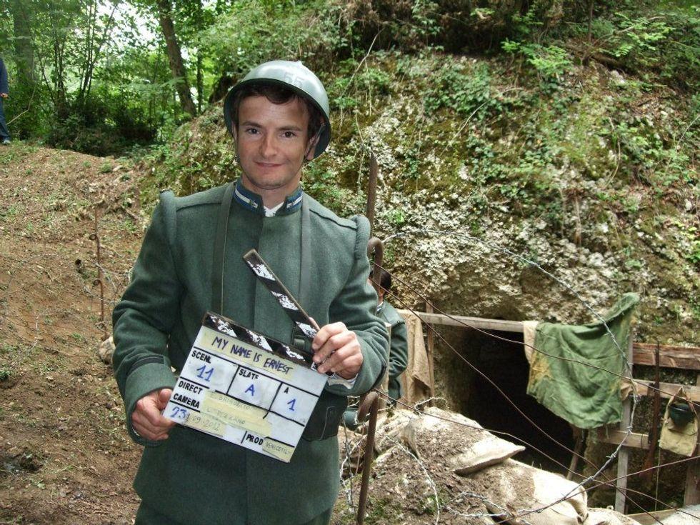 My name is Ernest, il film su Hemingway e l'Italia